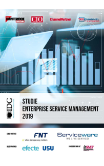 IDG Studie Enterprise Service Management