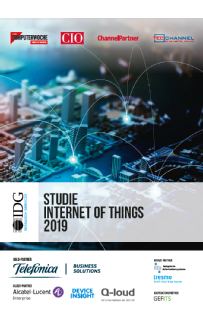IDG Studie Internet of Things