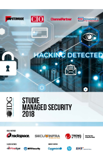 IDG Studie Managed Security
